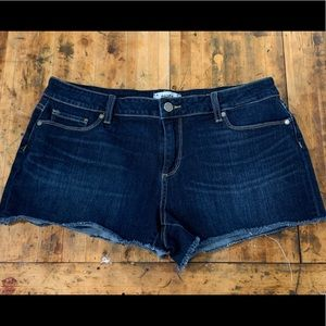 Paige Catalina Denim Shorts 31